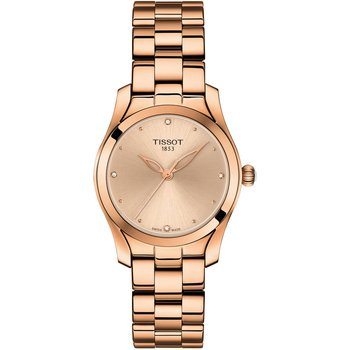 TISSOT T-Lady T-wave Diamonds