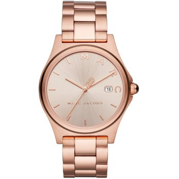 MARC JACOBS Henry Rose Gold
