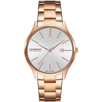 HANOWA Pure Rose Gold