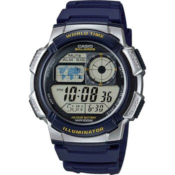 CASIO Collection Digital Blue