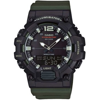 CASIO Chronograph Green