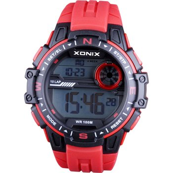 XONIX Sport Chronograph Red