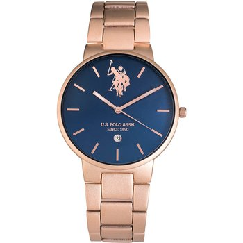 U.S. POLO Duke Rose Gold