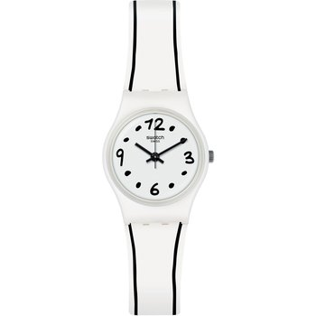 SWATCH Worldhood Black Border