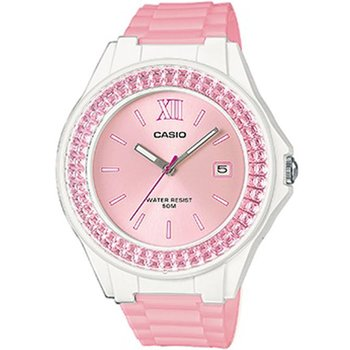 CASIO Collection Pink Rubber
