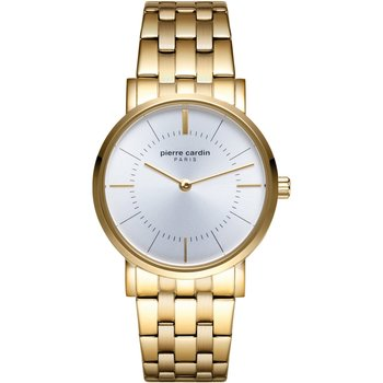 PIERRE CARDIN Gold Stainless