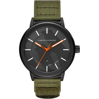 ARMANI EXCHANGE Mens Green