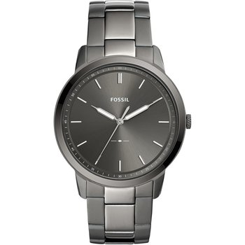 FOSSIL The Minimalist Grey Stainless Steel Bracelet
