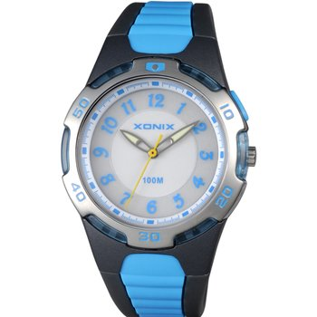XONIX Two Tone Rubber Strap