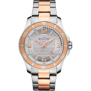 BERGSTERN Active Two Tone Stainless Steel Bracelet
