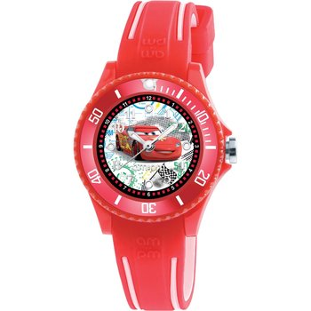 AM:PM Disney Red Rubber Strap