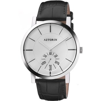 AZTORIN Classic Black Leather