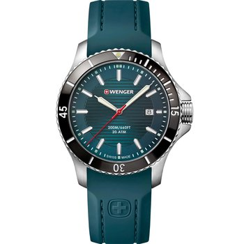 WENGER Seaforce Green Rubber