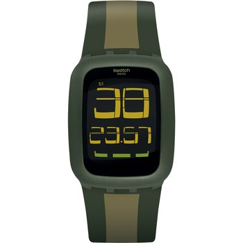 SWATCH Touch Olive & Light