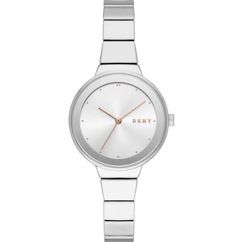 DKNY Astoria Silver Stainless