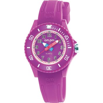 AM:PM Kids Fuchsia Silicone