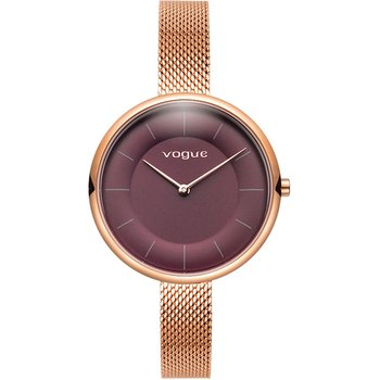 VOGUE POP Rose Gold Stainless