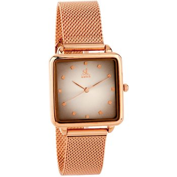 ST WATCH Hurricane Rose Gold