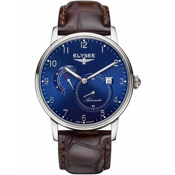 ELYSEE Priamos Automatic Brown Leather Strap
