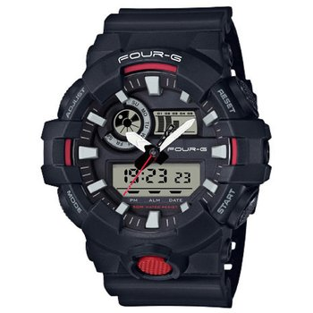 JAGA Four G Chronograph Black