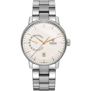 RADO Coupole Classic Automatic Silver Stainless Steel Bracelet