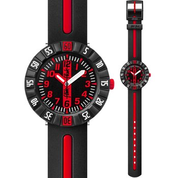 FLIK FLAK Red Ahead Two Tone