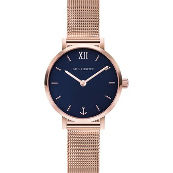 PAUL HEWITT Sailor Line Modest Rose Gold Stainless Steel Bracelet