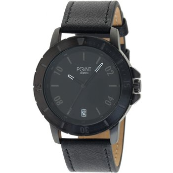 POINT WATCH Mars Black