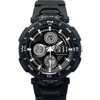JAGA Four-G Mens Chronograph