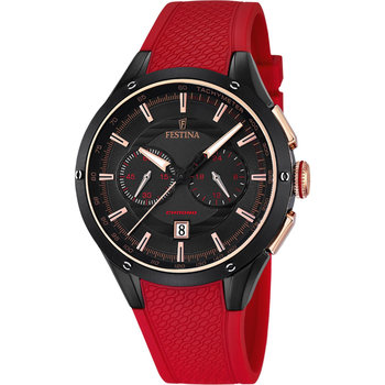 FESTINA Chronograph Red