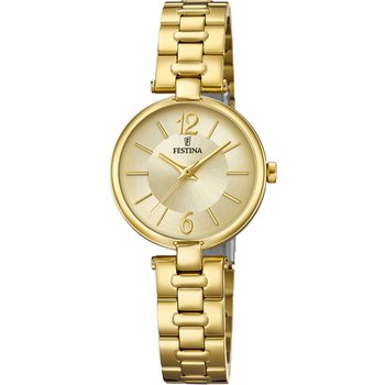 FESTINA Gold Stainless Steel