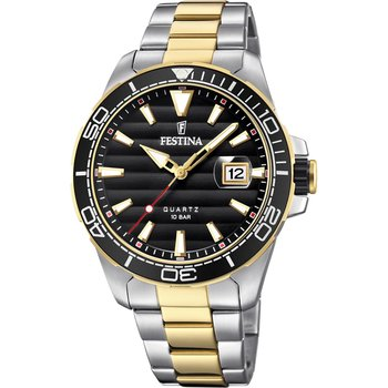 FESTINA Two Tone Stainless