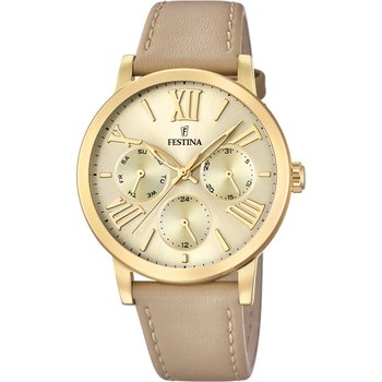 FESTINA Crystals Brown