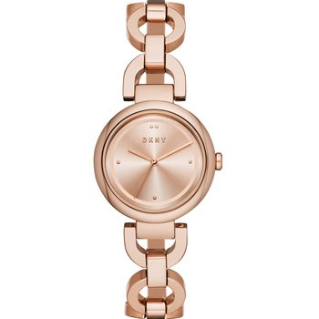 DKNY Eastside Rose Gold
