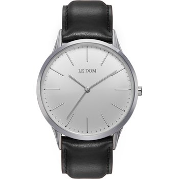 LE DOM Classic Grey Leather