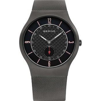 BERING Classic Grey Stainless