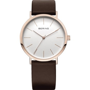 BERING Classic Brown Leather