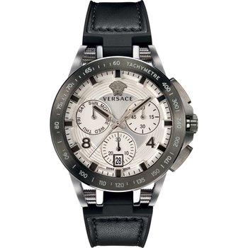 VERSACE Chronograph Black