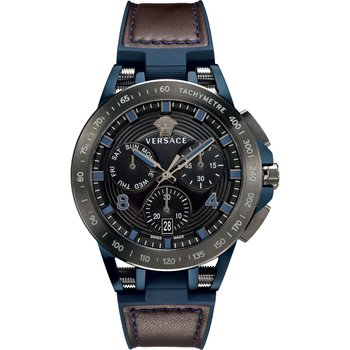 VERSACE Chronograph Brown