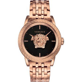 VERSACE Rose Gold Stainless