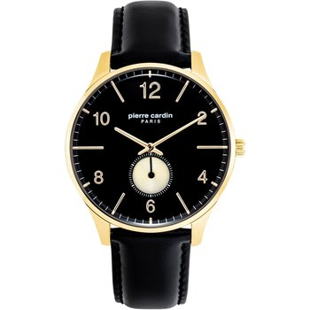 PIERRE CARDIN Gents Black