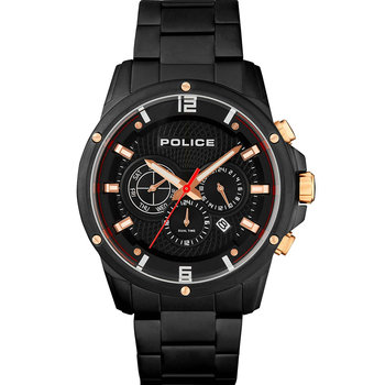 POLICE Shandon Dual Time
