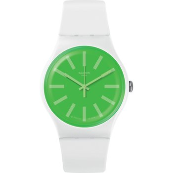 SWATCH Grassneon White