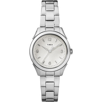 TIMEX Style Silver Stainless Steel Bracelet