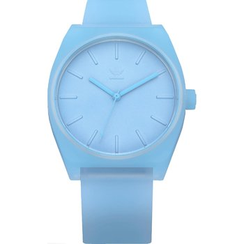 ADIDAS ORIGINALS Process_SP1 Light Blue Silicone Strap