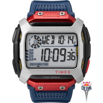 TIMEX Command Red Bull Cliff