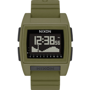 NIXON Base Tide Pro Dual Time