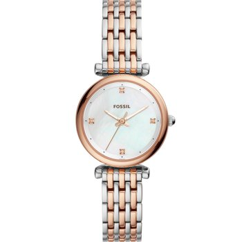 FOSSIL Carlie Two Tone