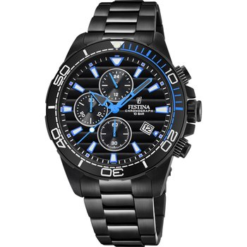 FESTINA Chronograph Black