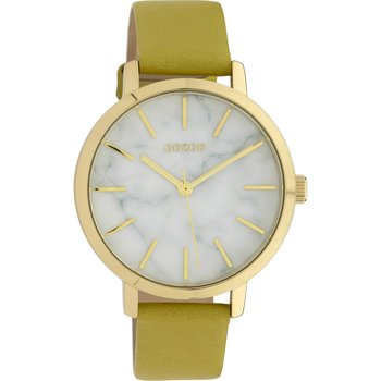 OOZOO Timepieces Yellow